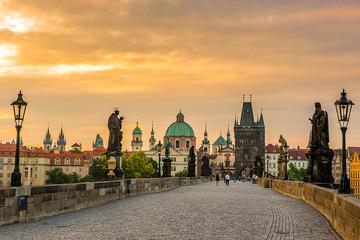 Day Trip from Cesky Krumlov to Prague - Transportation only