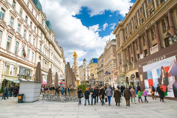 Day Trip from Cesky Krumlov to Vienna - Transportation only