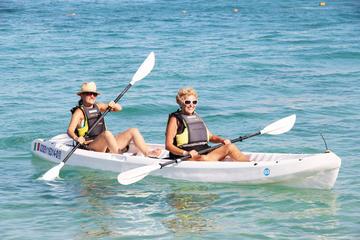 Alquiler de kayak durante 1 hora en Cabo San Lucas