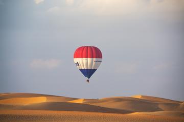 Voo de balão de ar quente em Dubai