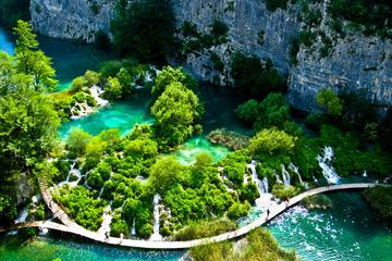 Plitvice Lakes Private Tour From Split