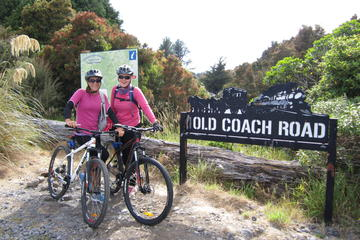 Ohakune Old Coach Road Mountain Bike...