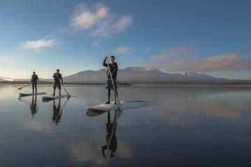 Stand-Up Paddleboarding in Tongariro...