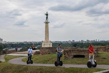 Belgrade Segway Tour