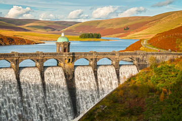 Private Elan Valley Day Trip from...
