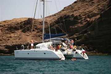 Half-Day Sal Island Catamaran Cruise