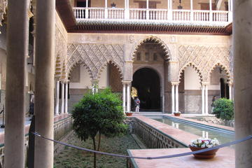Points forts de Séville: visite guidée privée en famille