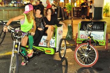 Tour en triciclo público por el barrio Capitlo State y Chinatown...