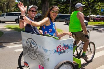 Tour en triciclo público por los sitios históricos y residencias de...
