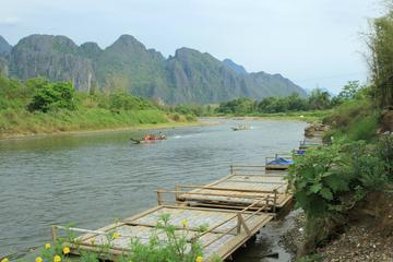 Private 3-Day Tour of Vang Vieng from Luang Prabang