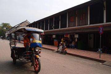 Private Full Day Luang Prabang Temples By Tuk Tuk