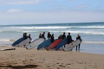Urquhart Bluff Surf Lesson on the...