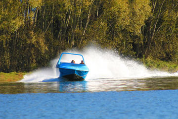 Private Tour: Jet Boat Thrills and...