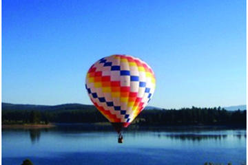 Hot Air Balloon Adventure Tours