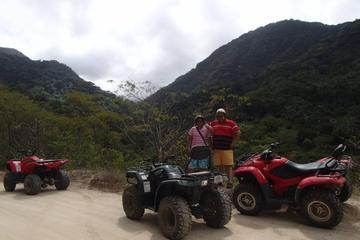 Private Tour: El Eden ATV Adventure from Puerto Va