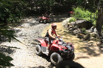 Private Tour: Puerto Vallarta ATV Adventure