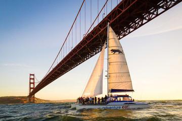 Segeltour durch die Bucht von San Francisco
