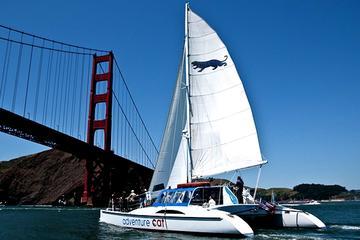 Zeilcruise door de baai van San Francisco