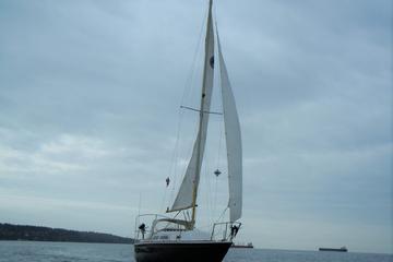 Sortie privée de 3heures en voilier à Vancouver