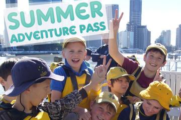 Brisbane Adventure Pass che include discesa in corda doppia, Affitto