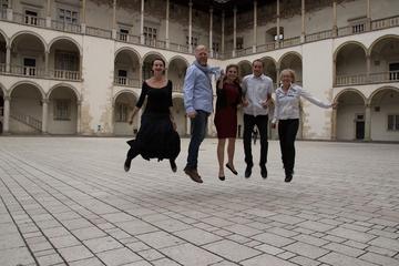 Tour a piedi della città vecchia di Cracovia