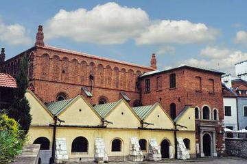 Tour privato a piedi del quartiere ebraico a Kazimierz