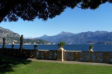 Tour di un giorno a piedi e in barca a Villa Balbianello per scoprire