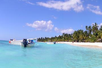 Excursão de dia inteiro na Ilha de Saona saindo de Punta Cana