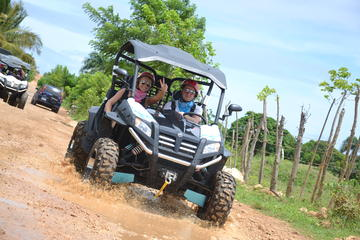 Half-Day Punta Cana ATV Buggy Tour: Plantations, Cave and Macao Beach