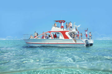 Party boat snorkelling