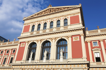 Noche de Mozart en Viena: Cena gourmet y concierto en el Musikverein