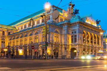 Noite no Mozart em Viena: jantar gourmet e concerto no Vienna Opera...