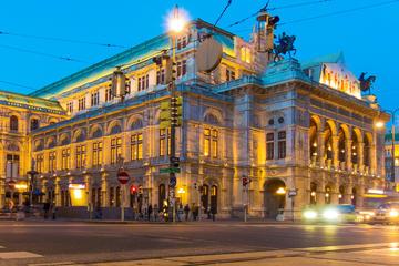 Serata Mozart a Vienna: cena gourmet e concerto al Teatro dell'Opera