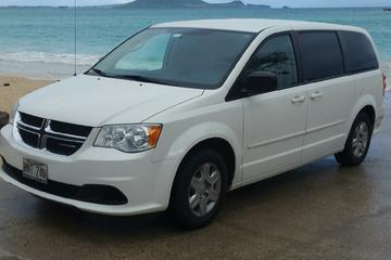 Private Departure Transfer: Waikiki Hotel or Resort to Honolulu...