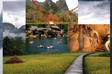 2 Days 1 night in Vangvieng tour by private car