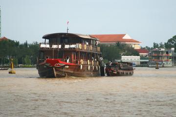 2 Days Tour Mekong Cruise on Luxury...