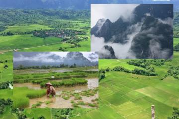 2 Days Vangvieng tour by public minivan (No meal)