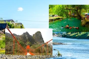 3 Days Vangvieng tour by private car