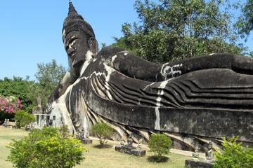 Full day Buddha Park, friendship bridge, lunch on local cruise with city tour
