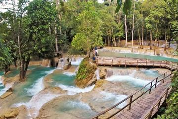 Full Day City Tour and Tad Sae Water Fall (lunch and dinner included)