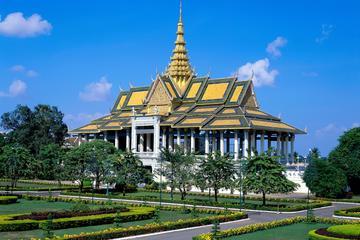 Half Day Phnom Penh City Tour