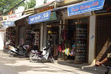 Half day Silk village t…