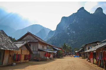 Home Stay at Longlao village (Hmong minority village) 2D1N