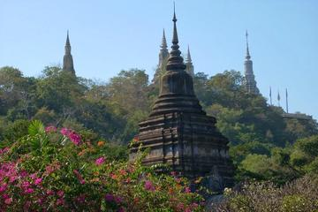 Mt Oudong and Phnom Penh Full-Day City Tour