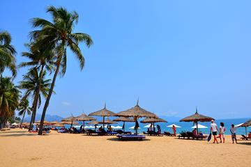 Nha Trang Monkey island and beach...