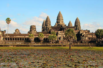 One day Angkor tour with lunch and dinner