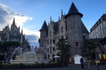 One day Ba Na Hills and Fantasy park