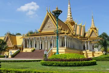 Private Half Day Phnom Penh City Tour