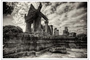 The Sacred Site of Preah Vihear Temple - A World Heritage