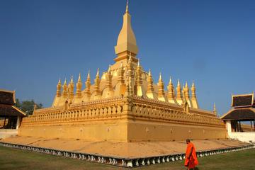 Vientiane City Tour  vs Buddha Park and Textile Village including Lunch